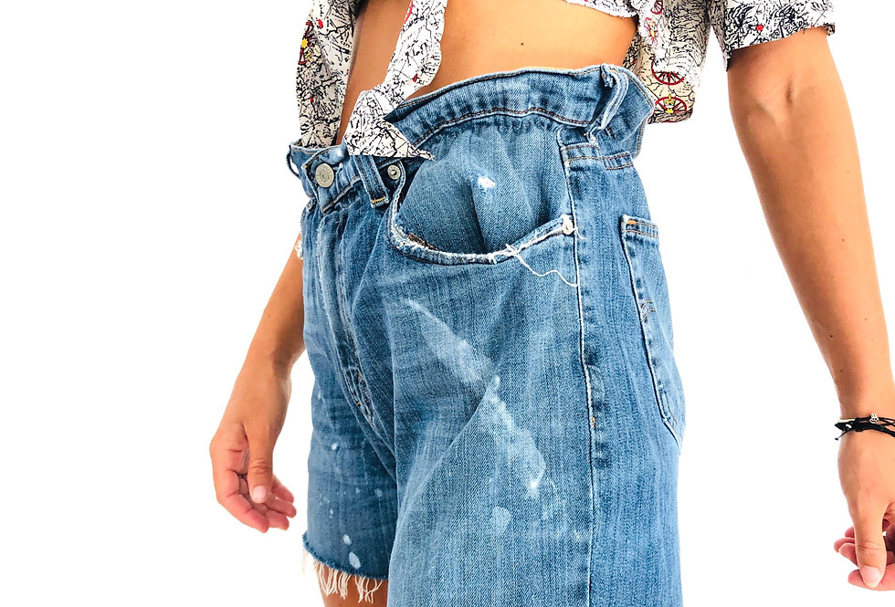 shorts-levis-denim-jeans-caramella-vintage