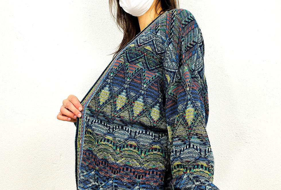 maglione-cardigan-college-vintage