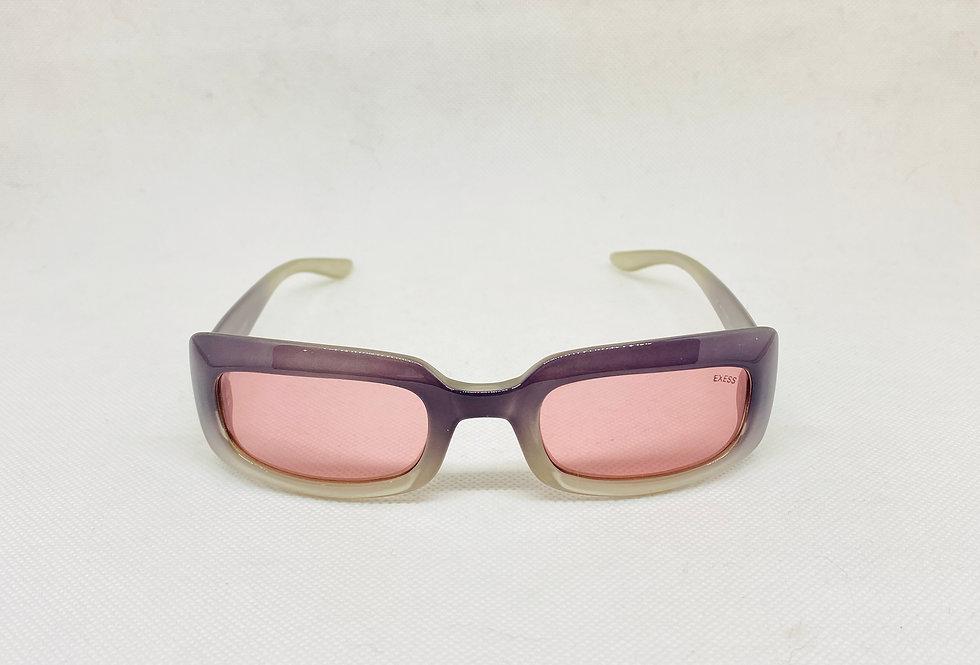 EXESS 3-993 s791 vintage sunglasses DEADSTOCK