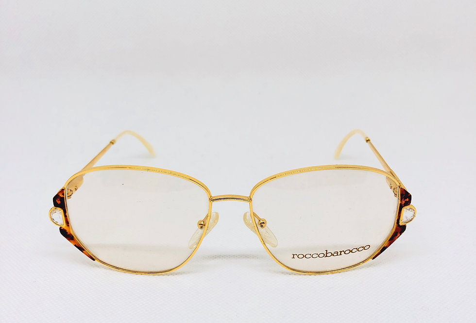 ROCCO BAROCCO op 91 g/r 57 15 vintage glasses DEADSTOCK