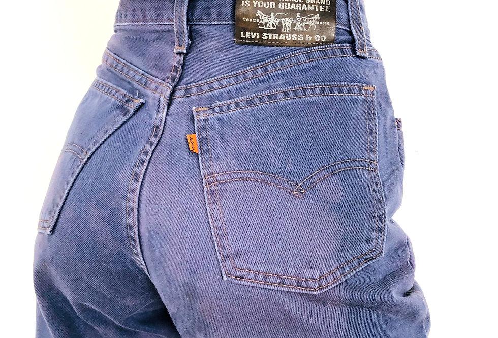 jeans-denim-levis-vita-alta-tie-dye-vintage