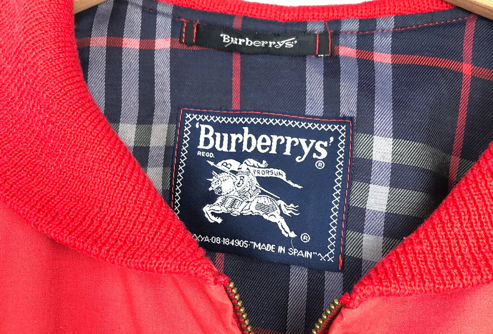 giacca-bomber-burberry-vintage