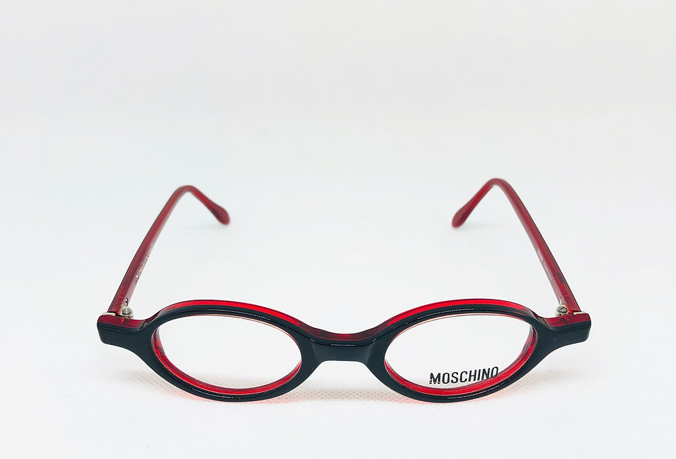 MOSCHINO m 3508-v 42 21 136 140 vintage glasses DEADSTOCK