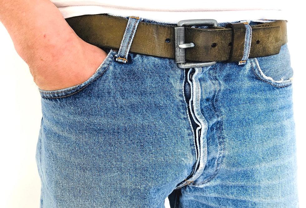 cintura-vera-pelle-vintage