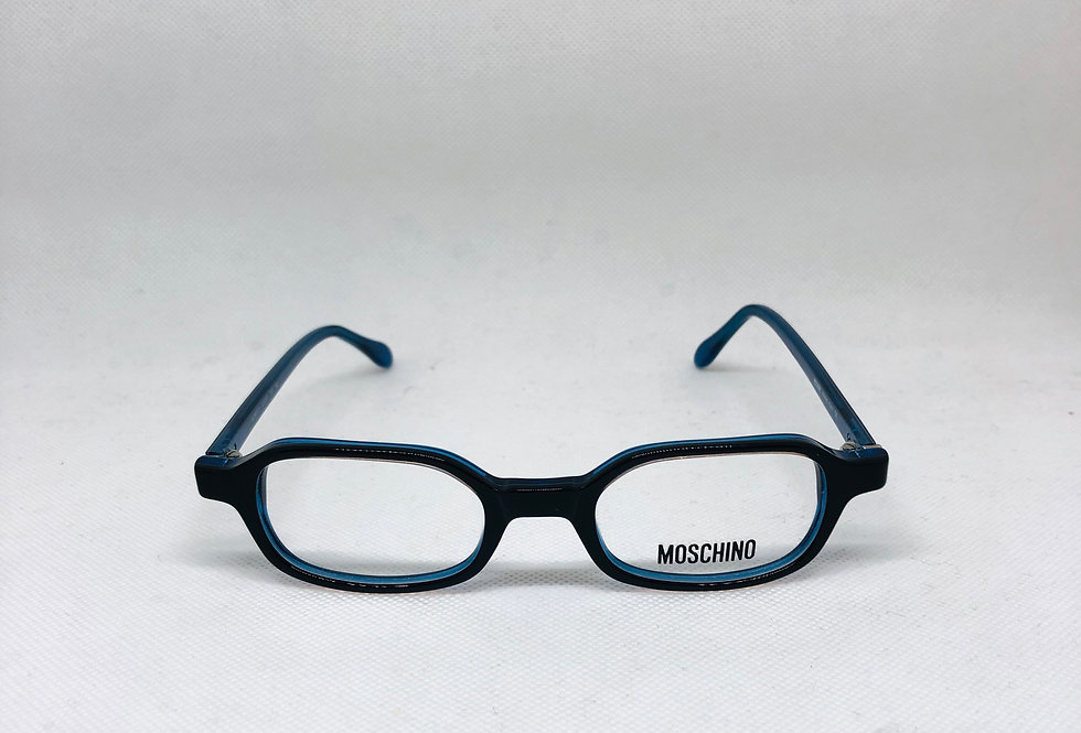 MOSCHINO m 3507 v 40 20 137 140 vintage glasses DEADSTOCK