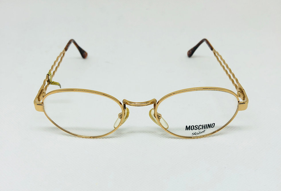 MOSCHINO by Persol mm945 49 19 135 de vintage glasses DEADSTOCK