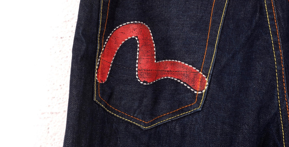 jeans-denim-evisu-vintage