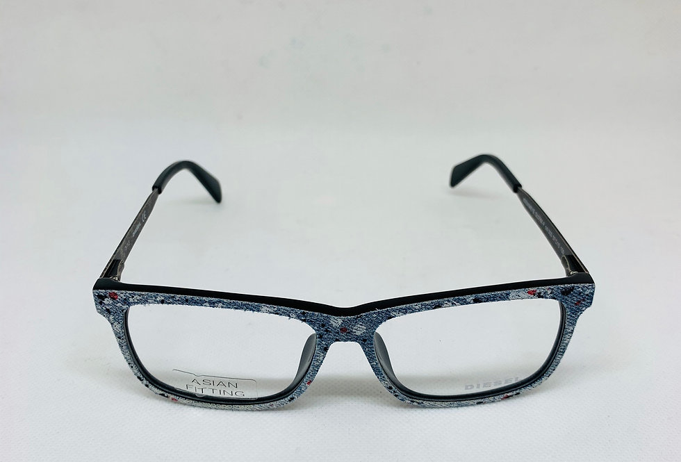DIESEL denimeye dl5161-f 003 57 15 150 vintage glasses DEADSTOCK