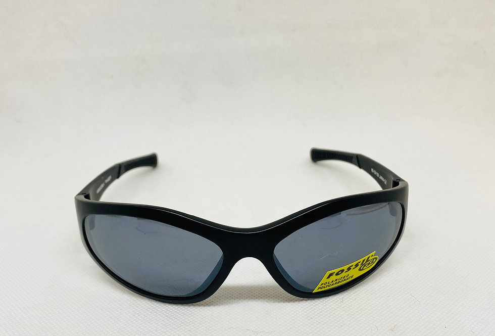 FOSSIL ws6002blk phaser 65/19/133 japan vintage sunglasses DEADSTOCK