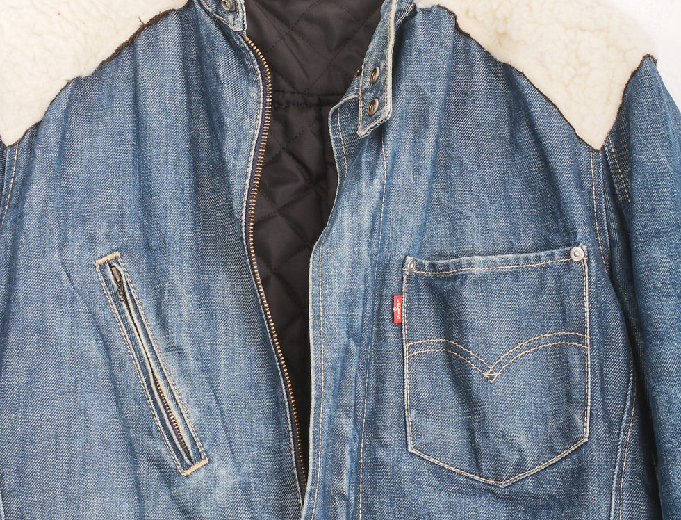 giacca-jeans-sherpa-levis-vintage