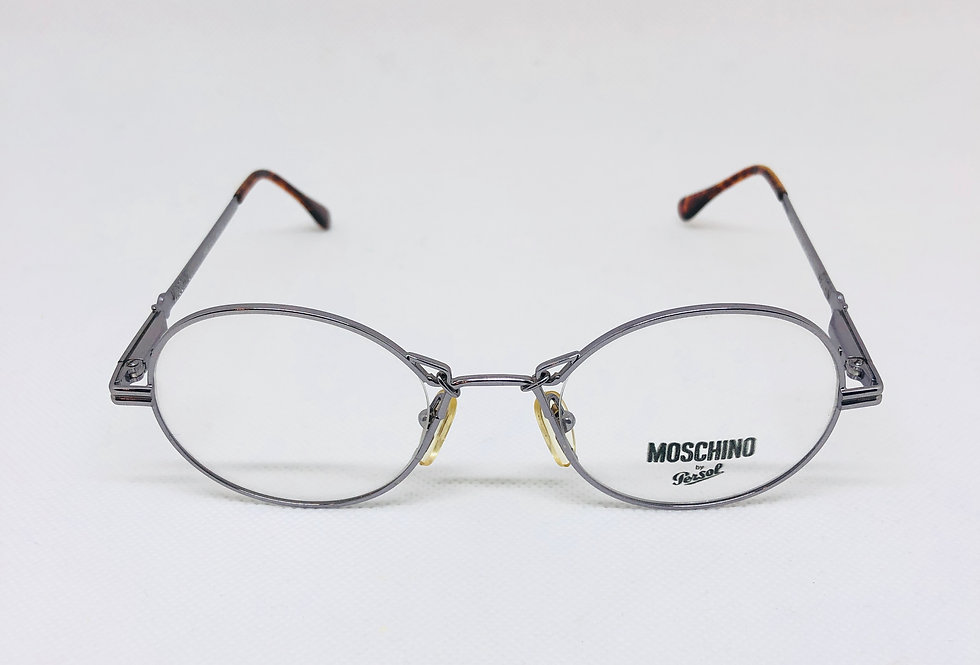 MOSCHINO by Persol mm514 48 20 140 gb vintage glasses DEADSTOCK