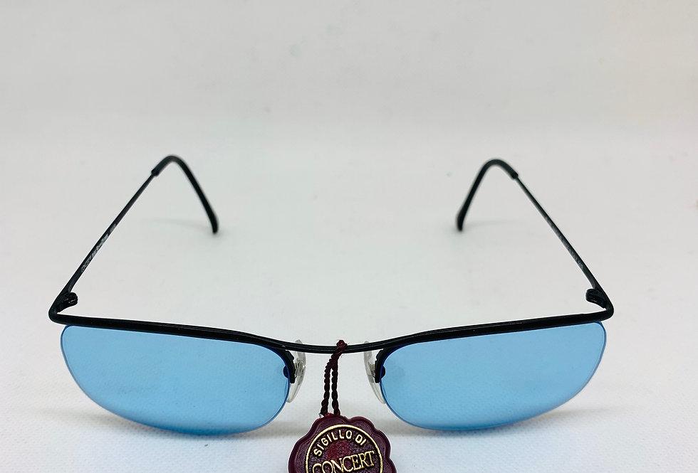 CONCERT rai stereo due 660b 54 18 vintage sunglasses DEADSTOCK