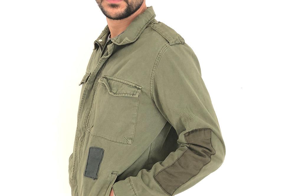 giacca-militare-vintage