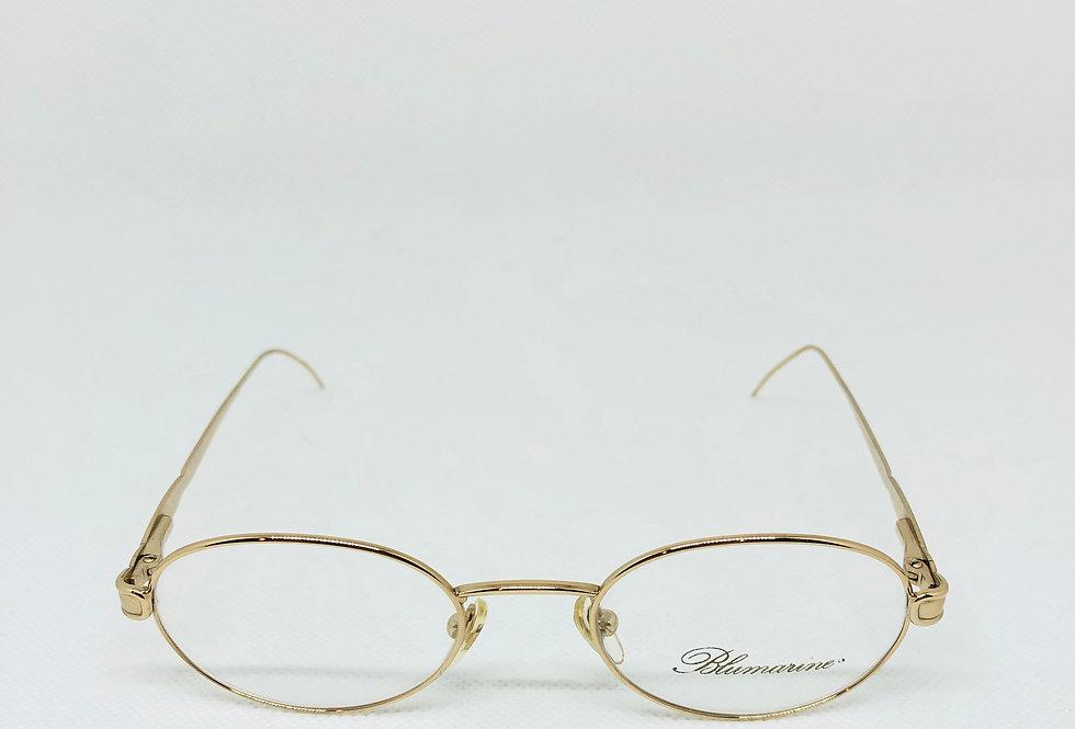 BLUEMARINE bm 262 g 85 48 20 135 vintage glasses DEADSTOCK