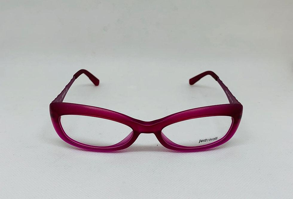 JUST CAVALLI jc0525 077 53 18 140 vintage glasses DEADSTOCK