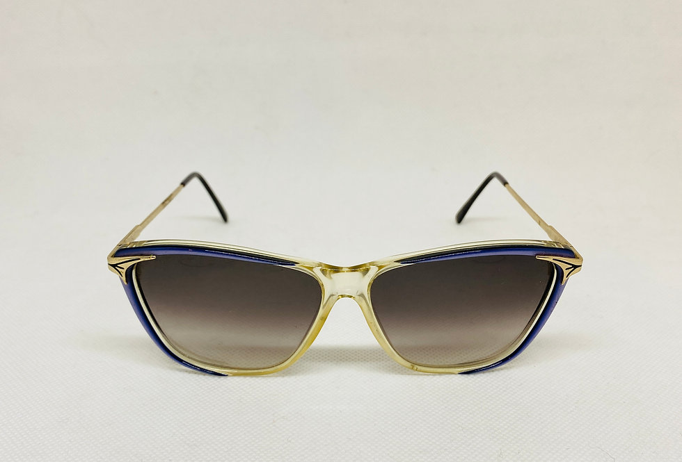 LANCETTI 078 l/040 56 14 vintage sunglasses DEADSTOCK