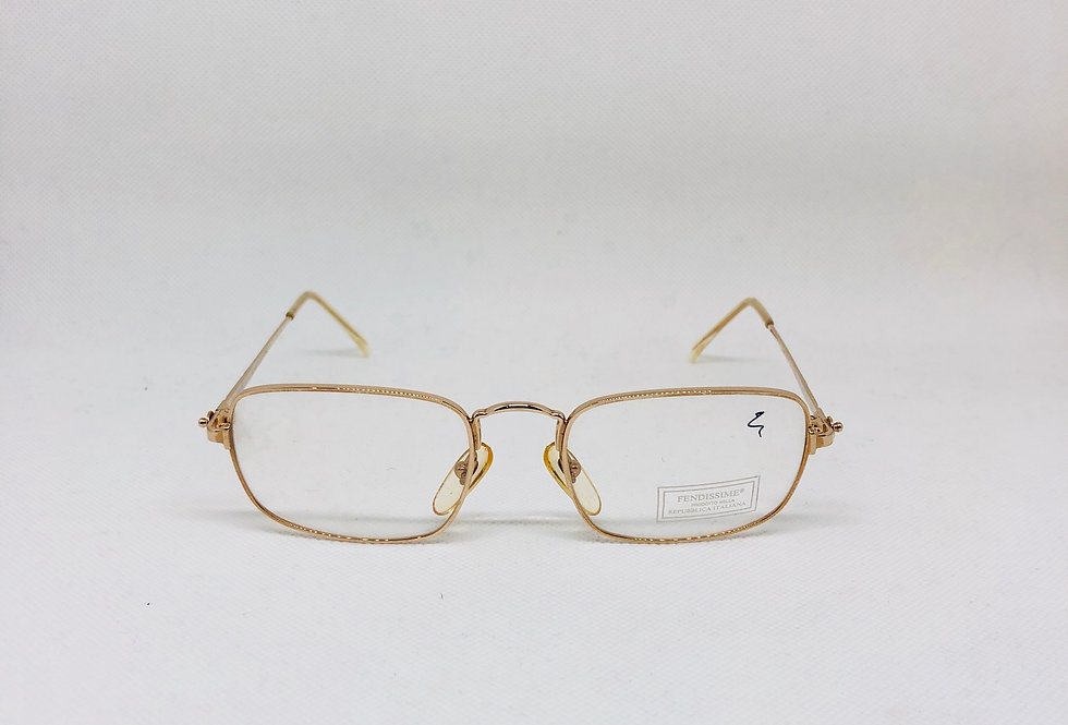 FENDISSIME by rama f032 906 51 19 135 vintage glasses DEADSTOCK