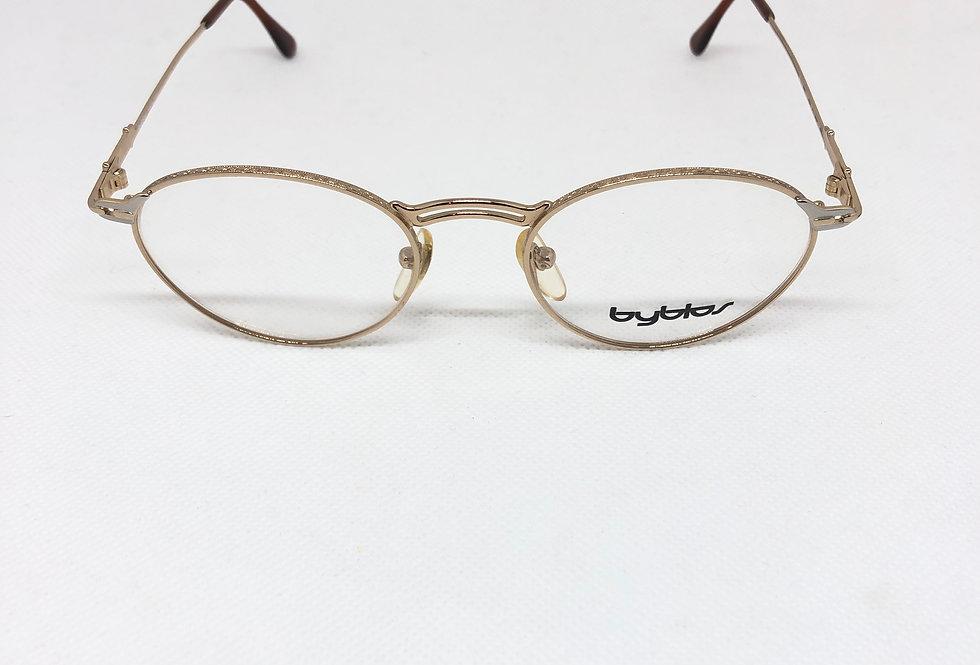 BYBLOS b588 3003 50 19 135 vintage glasses DEADSTOCK