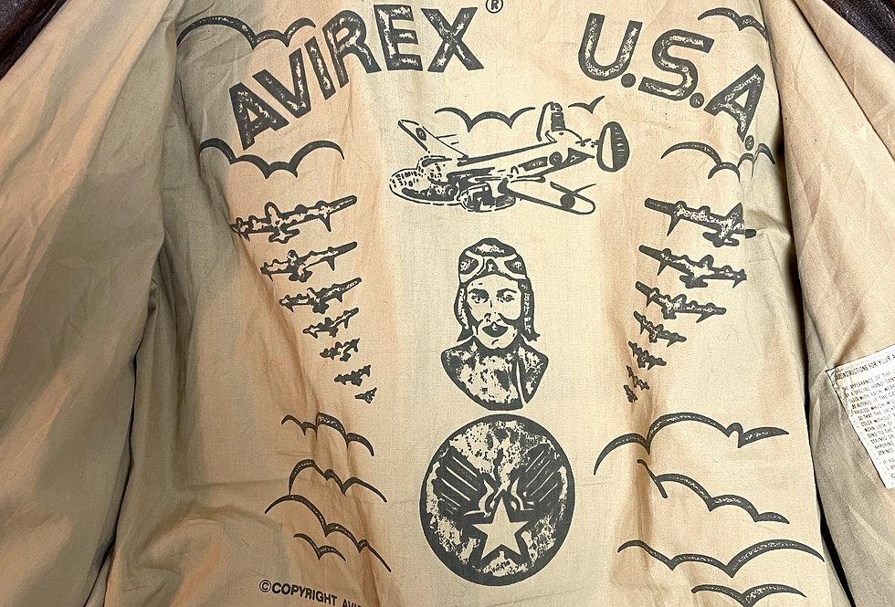 bomber-avirex-vintage