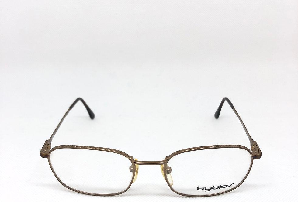 BYBLOS b594 3106 51 18 135 vintage glasses DEADSTOCK