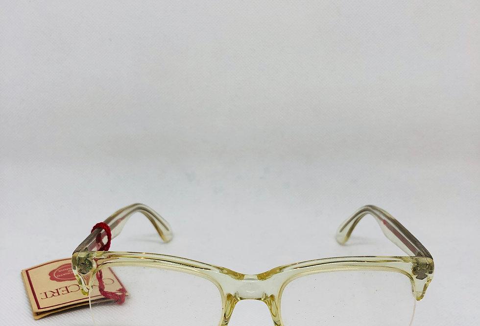 CONCERT rai stereo due 750 50 20 cr vintage glasses DEADSTOCK