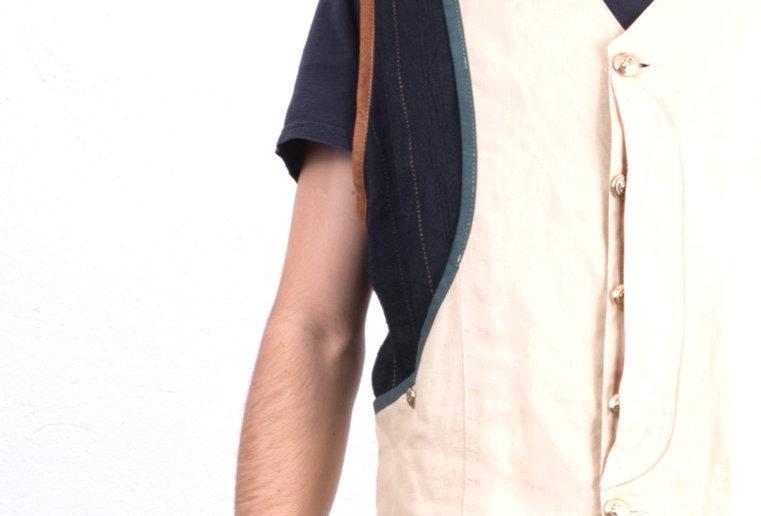 gilet-cotone-vintage-anni-80