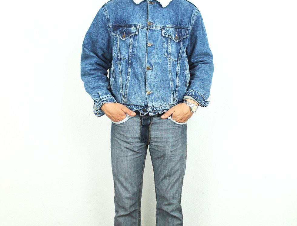 giacca-jeans-imbottita-sherpa-vintage