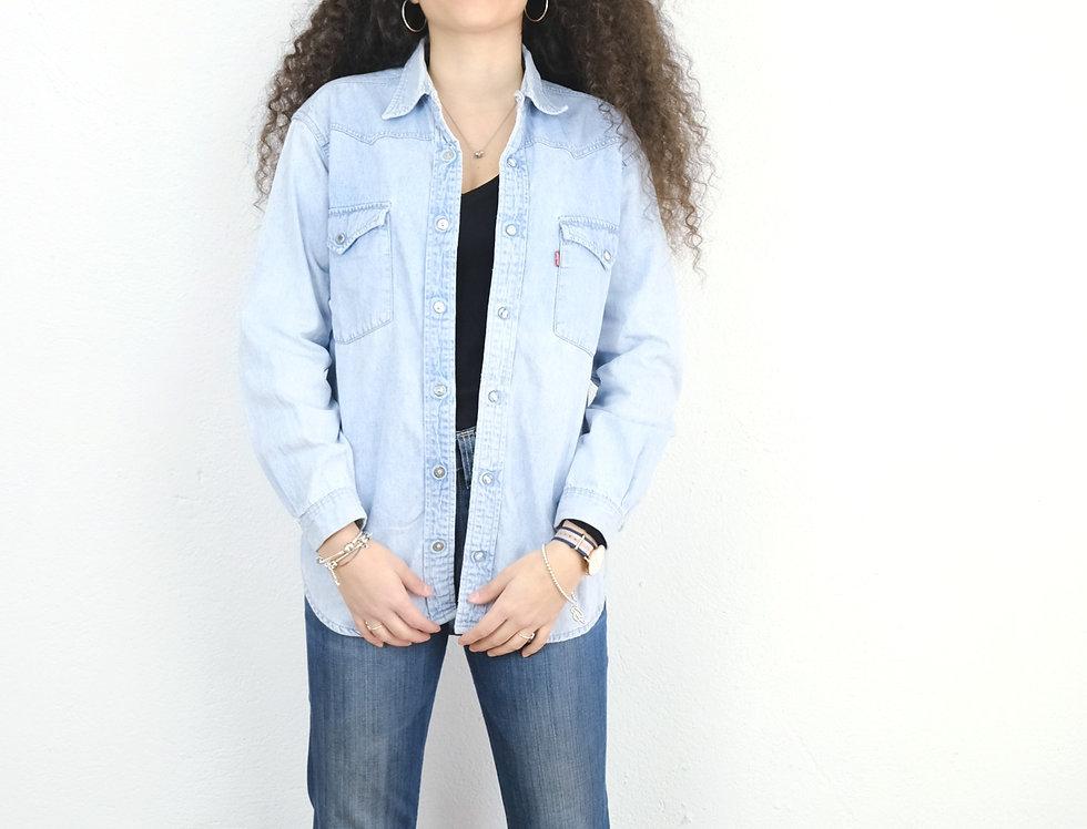 camicia-jeans-levis-vintage