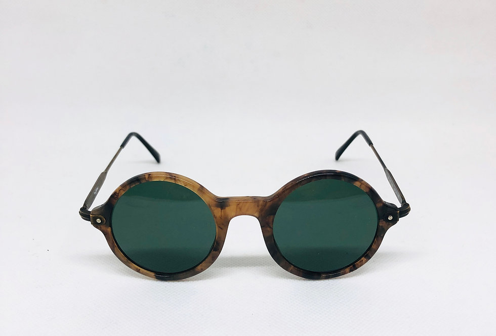 BYBLOS by 116 7010 43 22 140 vintage sunglasses DEADSTOCK