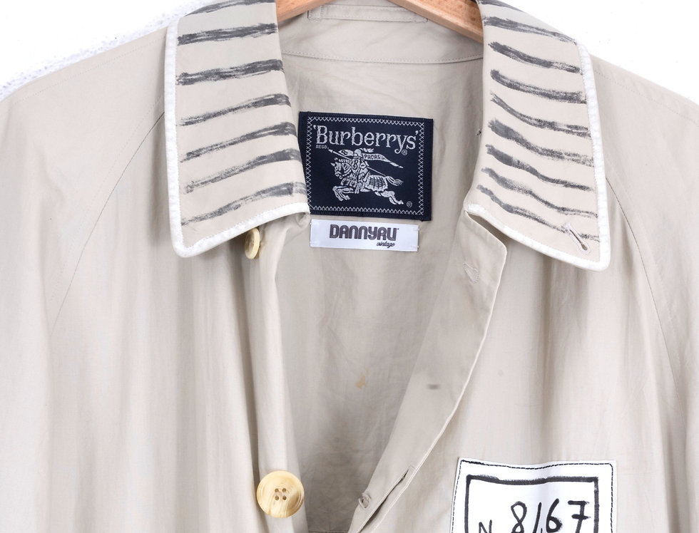 trench-burberrys-customizzato-vintage