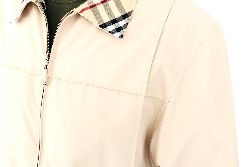 giacca-giacchetta-burberrys-check-vintage