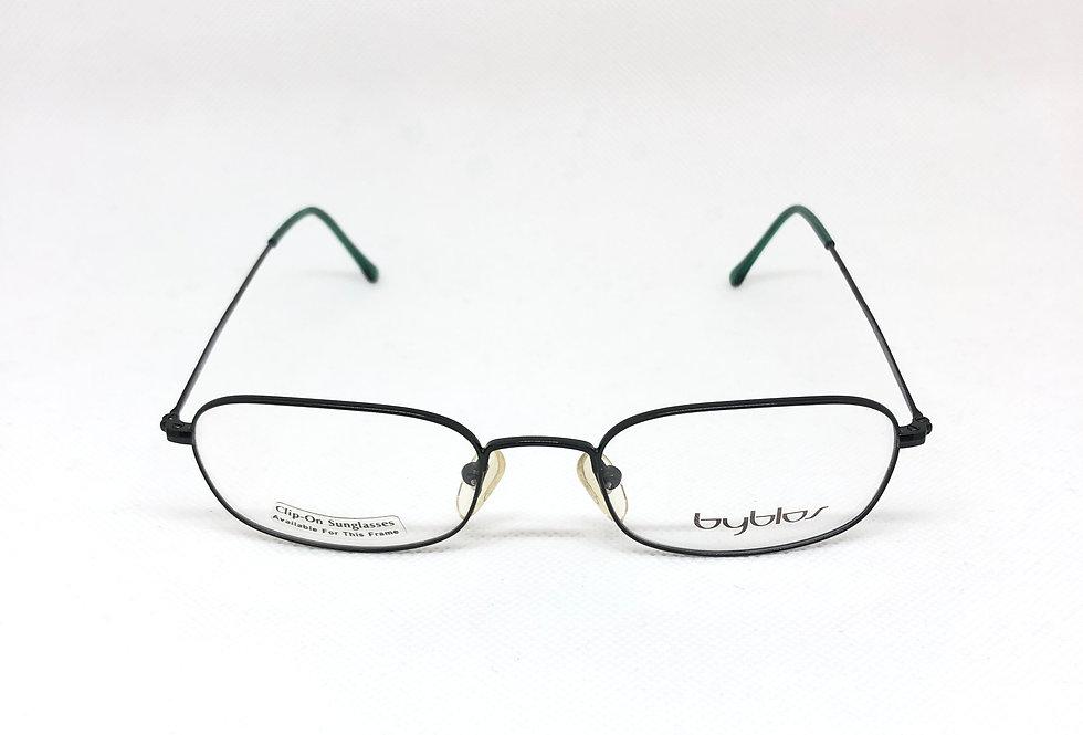 BYBLOS b647 3222 50 19 140 vintage glasses DEADSTOCK