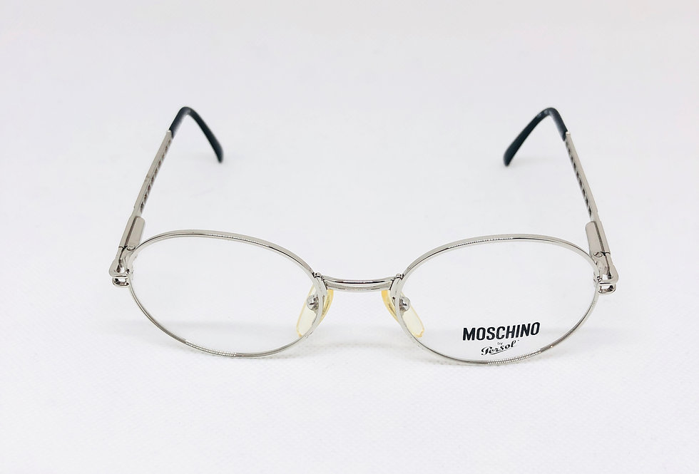 MOSCHINO by Persol mm565 49 18 135 ns vintage glasses DEADSTOCK