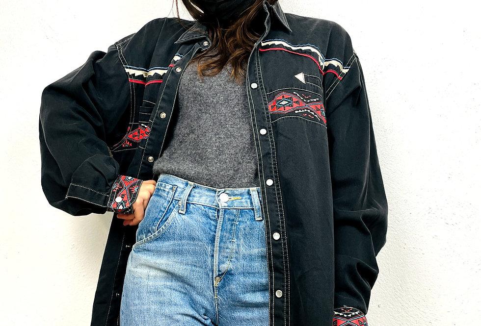 camicia-jeans-azteco-vintage