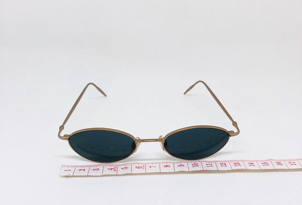 ORGANIX 861 matte bronze 140 vintage sunglasses DEADSTOCK