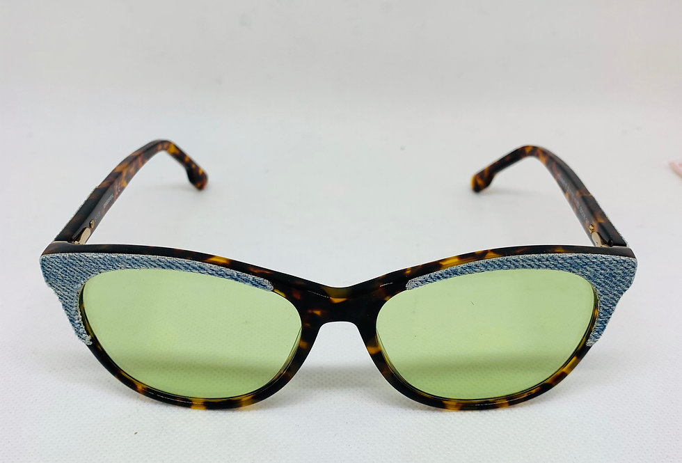 DIESEL denimeye dl5155 053 55 16 140 vintage sunglasses DEADSTOCK