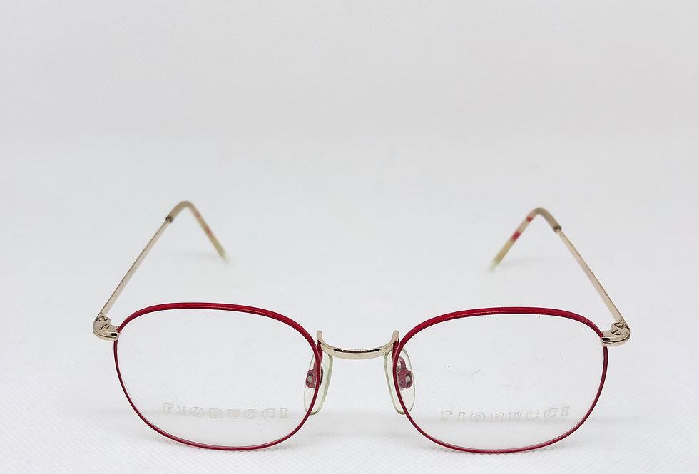 FIORUCCI hi tec 2 metalflex 48 20 vintage glasses DEADSTOCK