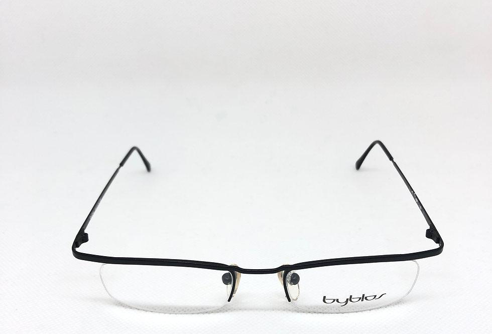 BYBLOS b707-b 3217 47 18 135 vintage glasses DEADSTOCK