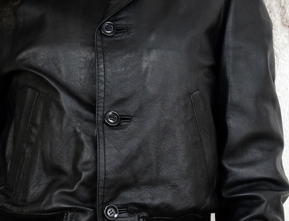 giacca-bomber-vera-pelle-vintage