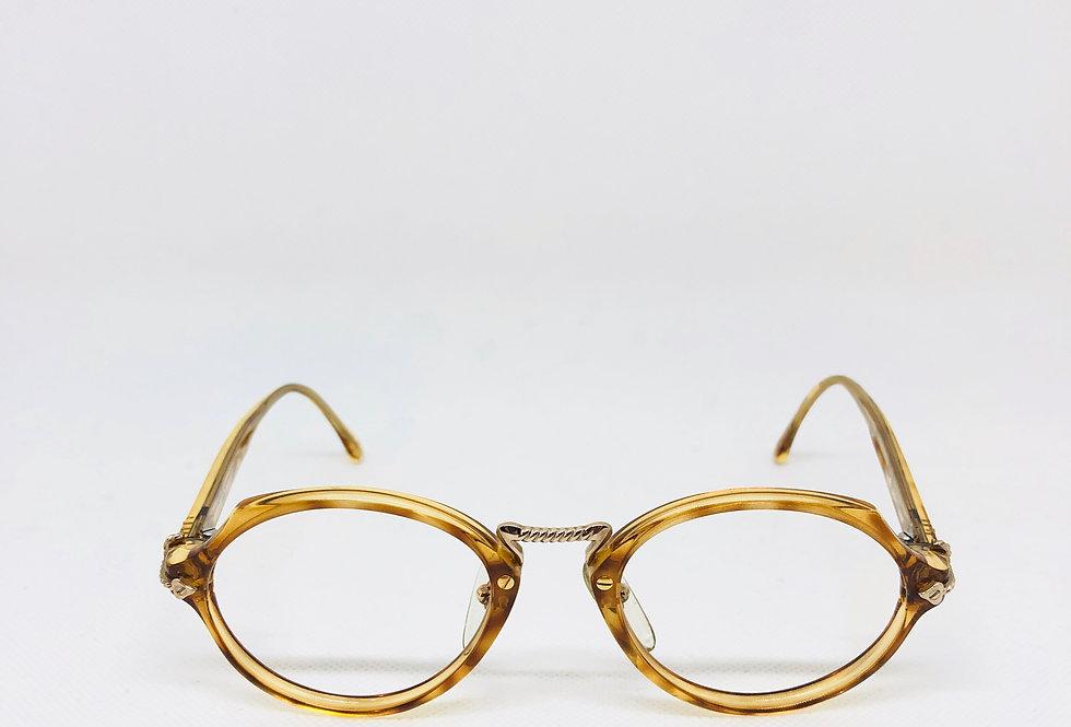 CHRISTIAN LACROIX 7362 11 51 20 vintage glasses DEADSTOCK