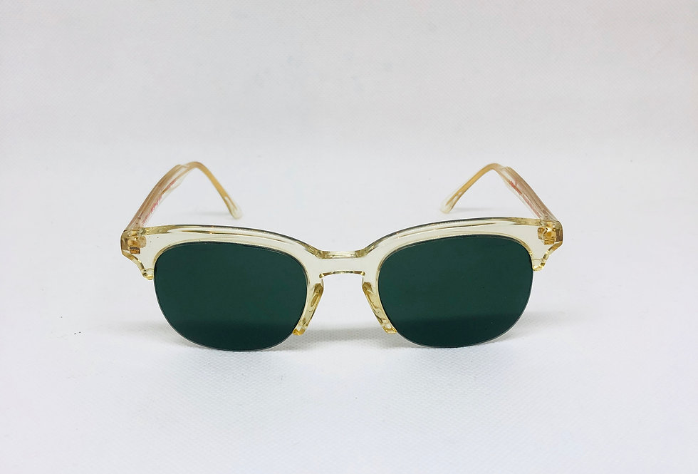 CONCERT rai stereo due 1002 46 18 cb vintage sunglasses DEADSTOCK