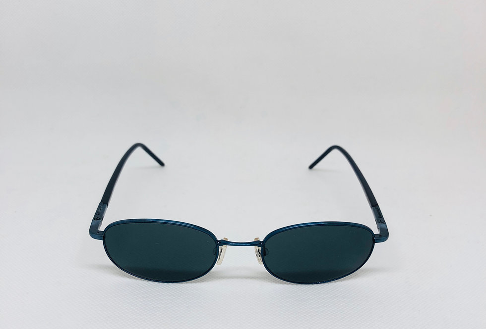 TIMBERLAND t973 navy 140 vintage sunglasses DEADSTOCK