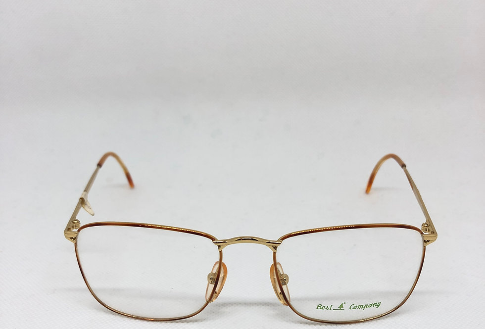 BEST COMPANY 137 54 19 034 vintage glasses DEADSTOCK