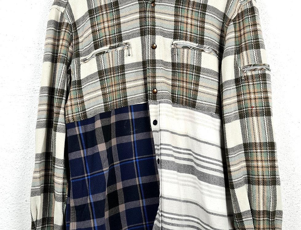 camicia-check-custom-vintage