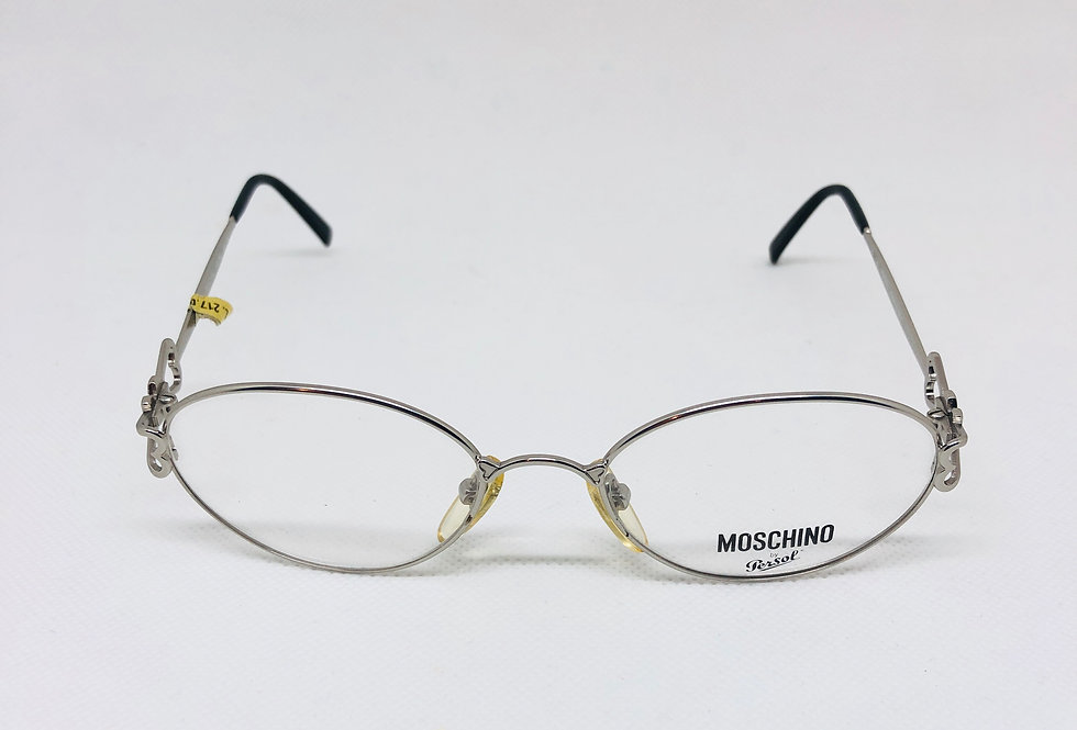 MOSCHINO by Persol mm765 51 18 135 ca vintage glasses DEADSTOCK