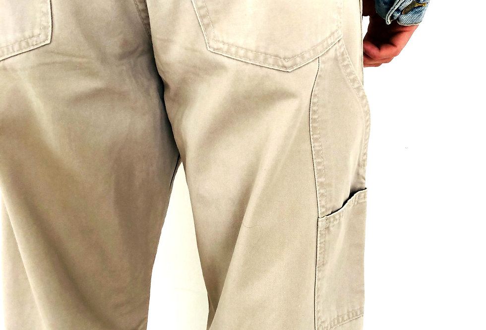 pantalone-cotone-levis-cargo-vintage