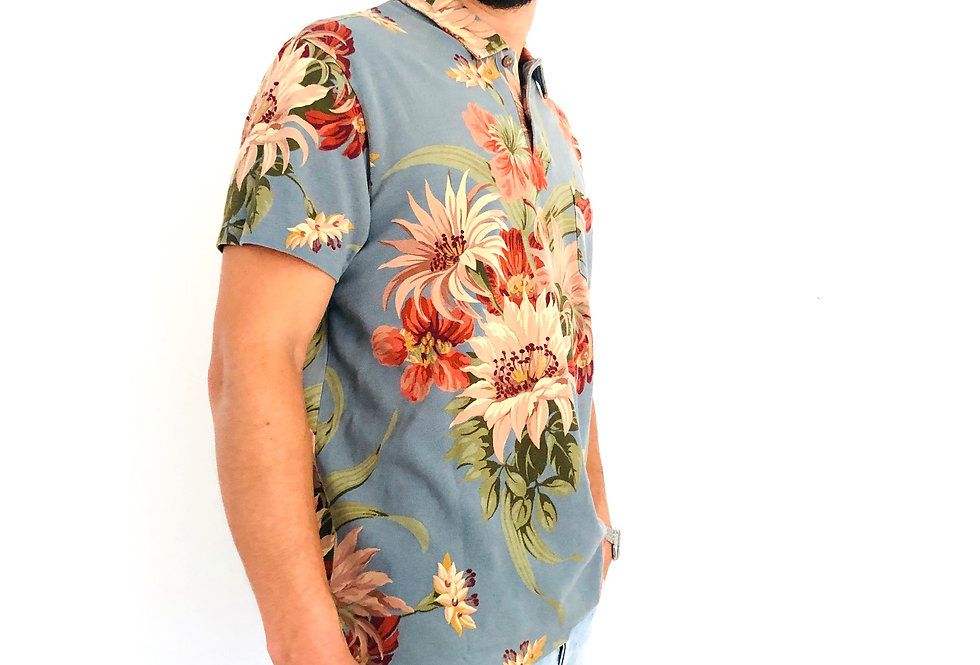 camicia-polo-ralph-lauren-hawaiana-vintage