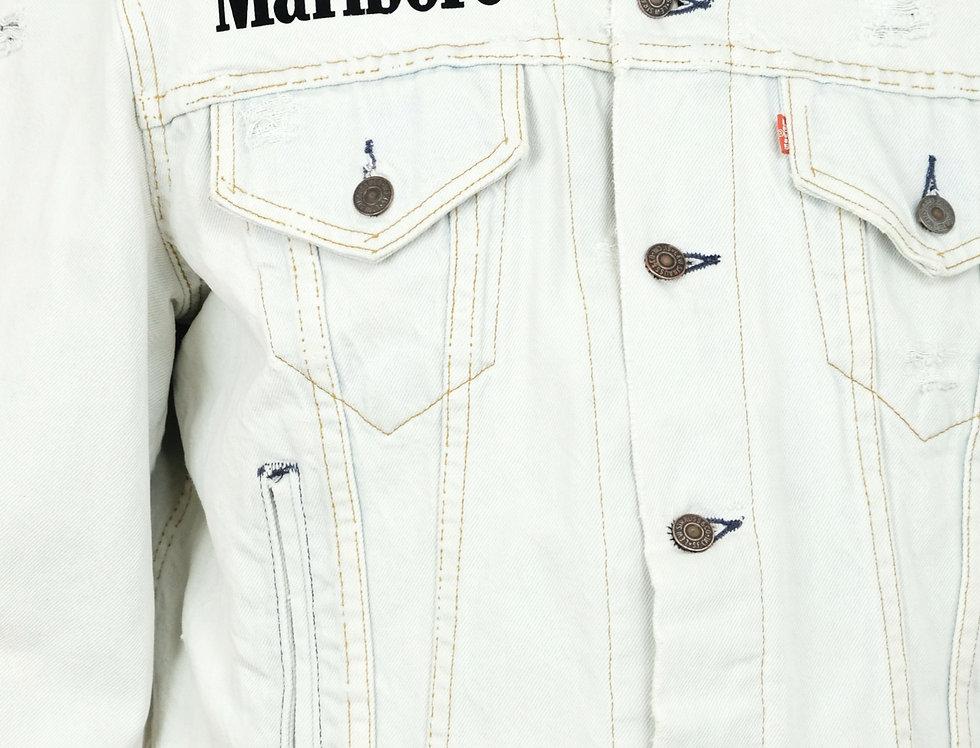 giacca-jeans-levis-vintage-customizzata-marlboro