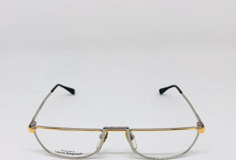 LAURA BIAGIOTTI 140 v 111 85 l vintage glasses DEADSTOCK