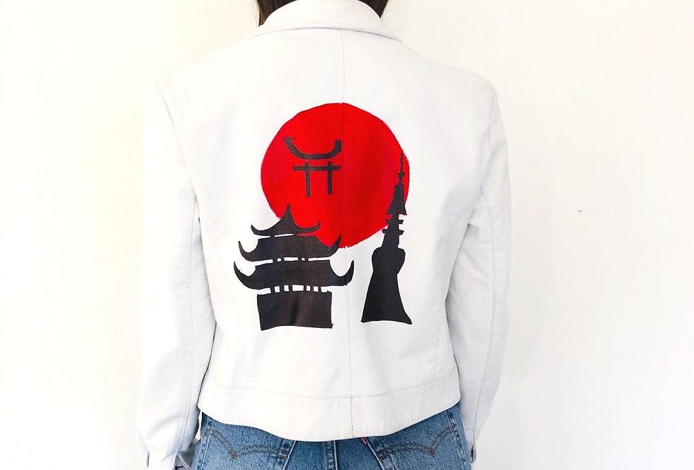 giacca-vera-pelle-vintage-dipinta-a-mano